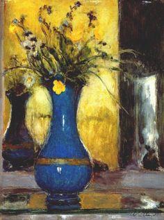 Édouard Vuillard amigo y futuro cuñado del también Nabi Ker Xavier Roussel se inició en la pintura por consejo de éste que consiguió hace...