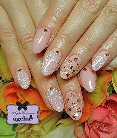 PINK PINK フラワー♪ の画像 ネイルアーティスト ageha ネイルブログ