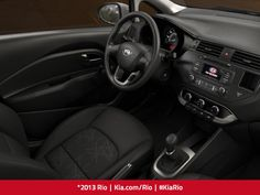 The place where you command your space. #KiaRio