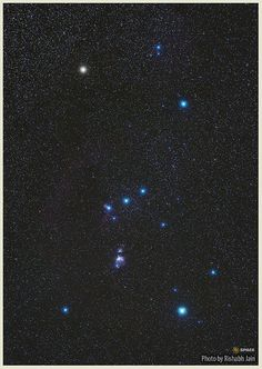 The Orion Constellation ( on a foggy night ) | by astronomyguru