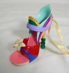 chaussures bizares | Chaussures miniatures disney (ornement)