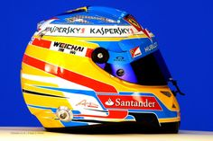 Schuberth SF1 F.Alonso 2014 by Jens Munser Designs