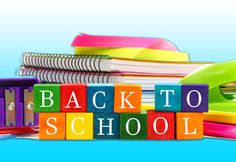 It's that time of year when the lazy days of summer are over and it's back to school. After a summer of fun it's time to start getting things on track.