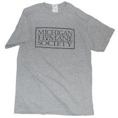 Show your love for the animals in our care with the MHS T-shirt.