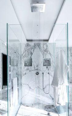 Architect Olivier Gagnère and designer Roger de Cabrol | West Village Townhouse | NYC