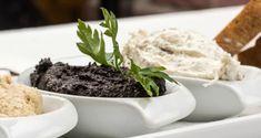ταπενάντ - η πάστα μαύρης ελιάς εκ Προβηγκίας - Pandespani.com Tapenade, Pudding, Fruit, Cooking, Ethnic Recipes, Desserts, Food, Drinks, Drinking