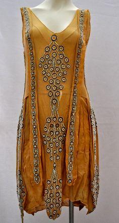 1920's Beaded Dress
