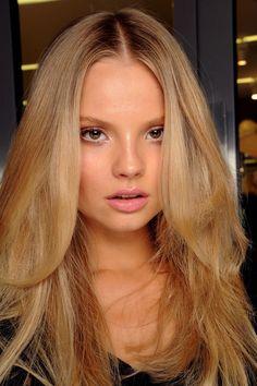 Most beautiful model.