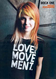 Hayley Williams of Paramore! Paramore Hayley Williams, Hayley Paramore, Paramore Band, Cut My Hair, Her Hair, Hair Cuts, Haley Williams Hair, Hayley Wiliams, Chantal