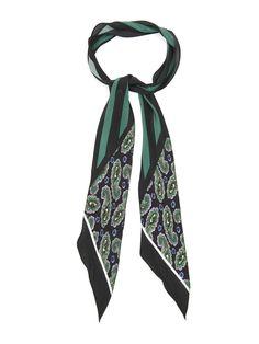 Paisley Eyes-print super-skinny silk scarf   Rockins   MATCHESFASHION.COM UK