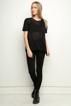 Brandy ♥ Melville | Violet Top - Clothing