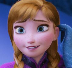 . Anna Disney, Disney Princess Frozen, Princess Anna, Anna Frozen, Disney Love, Disney Pixar, Princess Cakes, Disney Princesses, Frozen Wallpaper