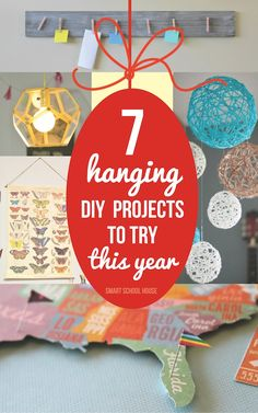 7 Hanging Projects to Try