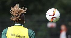 Saint Maximin trainiert mit Hannover 96 / Fotostrecken 96 / Sport / Nachrichten - HAZ - Hannoversche Allgemeine