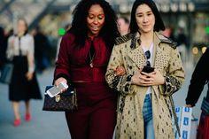 Shiona Turini + Eva Chen | Paris via Le 21ème
