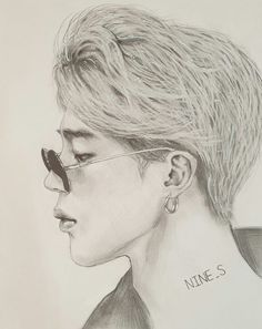 fanart fanart I grouped the aforementioned questions in regards to the pencil drawing that … Jimin Fanart, Kpop Fanart, Kpop Drawings, Art Drawings Sketches, Foto Bts, Bts Photo, Bts Jimin, Bts Taehyung, Fan Art