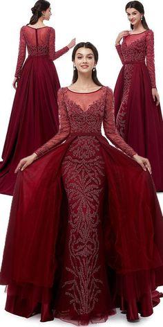 Excellent Taffeta & Tulle Scoop Neckline A-line Evening Dresses With Beadings Next Dresses, Ball Gown Dresses, Bridal Dresses, Prom Dresses, Formal Dresses, Formal Wear, Short Dresses, Stylish Dresses, Elegant Dresses