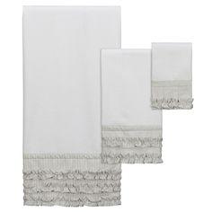 Creative Bath Can Can Bath Towels