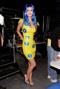 college me would have rocked this Katy Perry look