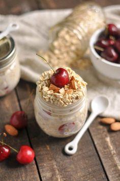 Cherry Almond Overni