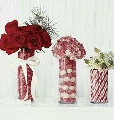 'Sweet' vases