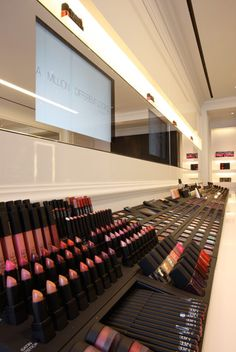 What a thing of beauty. Cannot wait to visit the new Nars store in WV.