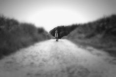 On the road - null