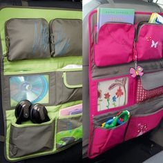 over the seat car organizers baby organizer for car goes on back of car seat for my haathi gaadi pinterest car organizers car seats and cars