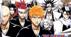 All Bleach Characters