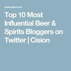 Cision - Global Cloud-Based Communications and PR Solutions Leader Cloud Based, Entrepreneur, Beer, Spirit, Twitter, Tops, Root Beer, Ale
