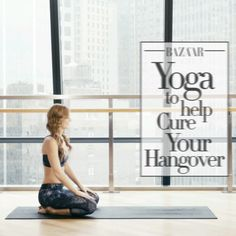 Hungover after the holidays? We have the perfect yoga routine to help. Hungover after the holidays? We have the perfect yoga routine to help. Hungover after the holidays? We have the perfect yoga routine to help. Fitness Workouts, Yoga Fitness, Sport Fitness, Fitness Tips, Health Fitness, Women's Health, Physical Fitness, Yoga Shorts, Yoga Routine