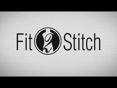 Fit 2 Stitch - Season 5 Episode 11 - Making your own swimsuit, shelf bra and exercise pants. - YouTube
