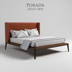 Porada Ziggy Bed