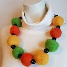 by itu ( Crochet Necklace, Beaded Necklace, Itu, Helmet, Instagram, Design, Fashion, Crochet Collar, Moda