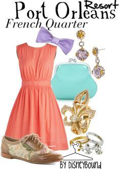 Port Orleans French Quarter Resort by DisneyBound