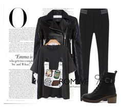"""Bez naslova #53"" by jakee-1 ❤ liked on Polyvore featuring IRO and Vanity Fair"