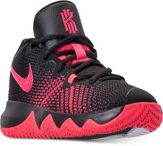 Nike Boys  Kyrie Flytrap Basketball Sneakers from Finish Line Irving Shoes d6e989208