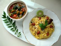 Shrimp Fried Rice With Nam Prik Pao And Crispy Lemongrass Recipe ...