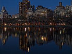 ✯ Early Evening 5th Avenue - NY, NY