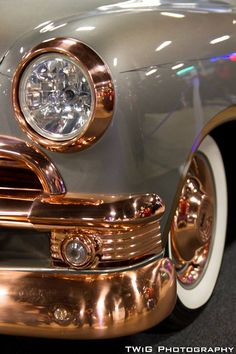FORD SHOEBOX 1951 BRASS DETAILS..Re-pin brought to you by agents of…