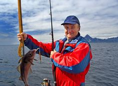 DID YOU KNOW all the fish oil in Omega3 Innovations' products come from cod fished off the Northwest coast of Norway?