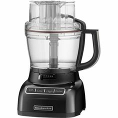 KitchenAid 13-Cup Food Processor w/ Exactslice System - Onyx Black