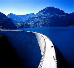 Valais - Emosson dam