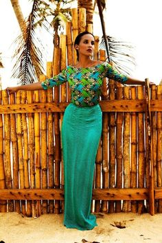 Tiffany Amber Designs by Folake Folarin-Coker #Africa #Fashion  http://www.africa.com/blog/blog,africaby_design_6_incredible_african_fashion_designers,789.html