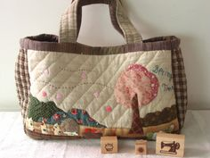 Casual bag | This is another side of the bag, based on Japan… | Flickr