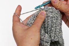 Easy Crochet Boot Cuff Tutorial - inspirednest.ca