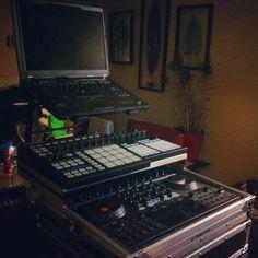 Compact set up