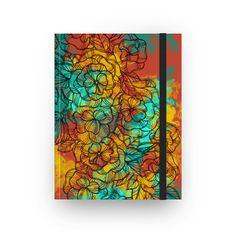 Sketchbook :: Robot Flowers :: de @jurumple | Colab55