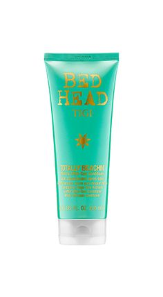 Bed Head by TIGI | Products | Wash And Care | Limited Summer Edition | Totally Beachin' Conditioner