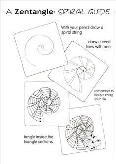 Spiral guide